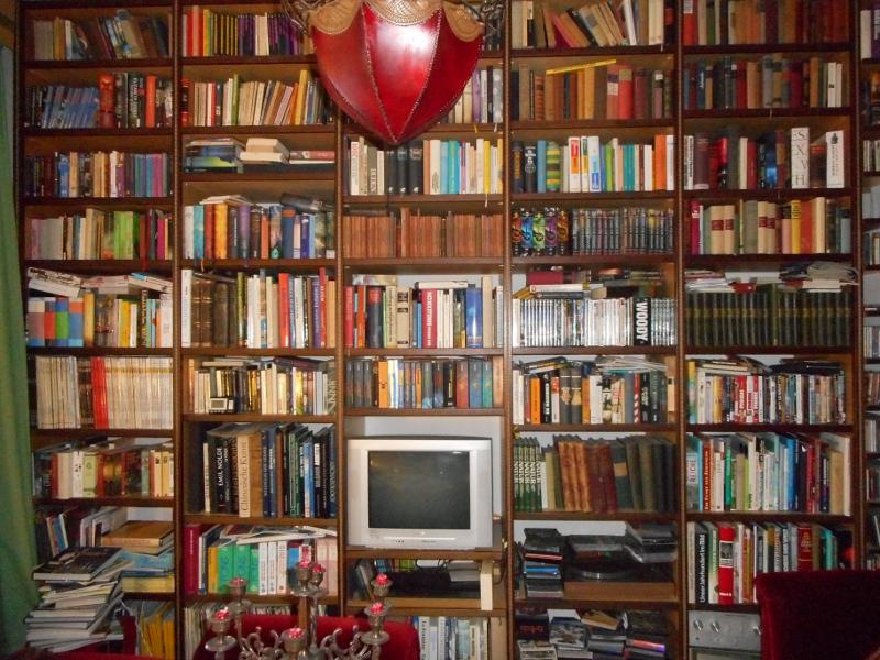 Das große Multiplex-Bücherregal